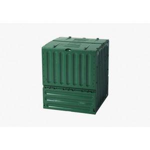GARANTIA - composteur 400 ou 600 litres eco-king - Bac À Compost
