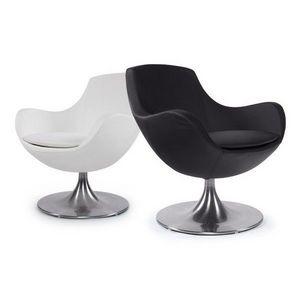 KOKOON DESIGN - fauteuil design chicago kokoon - Fauteuil Rotatif