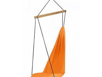 Amazonas - fauteuil à suspendre hangover orange 63x90x180cm - Hamac Chaise