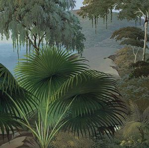 Ananbô - lombok - Papier Peint Panoramique