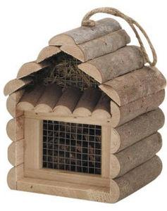 Aubry-Gaspard - maison à insectes en bois - Abri Pour Petits Mammifères