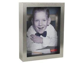 INVOTIS - cadre photo cube 15x20 - Cadre Photo