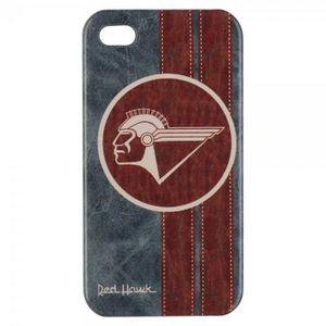 La Chaise Longue - coque iphone 4s red hawk - Coque De T�l�phone Portable