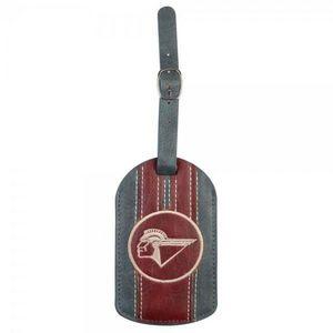 La Chaise Longue - etiquette � bagages red hawk - Etiquette De Bagage