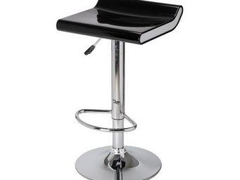 La Chaise Longue - tabouret nano noir - Chaise Haute De Bar