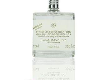 Savonnerie De Bormes - parfum d'ambiance aux he - lavande-olive - 100 ml - Parfum D'intérieur