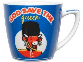 La Chaise Longue - set petit déjeuner la vache qui rit british - Mug