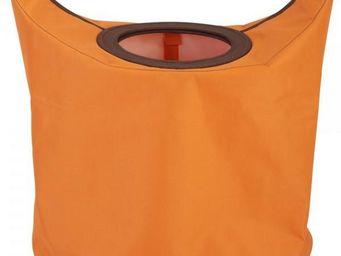 La Chaise Longue - panier à linge magnétique orange - Panier À Linge