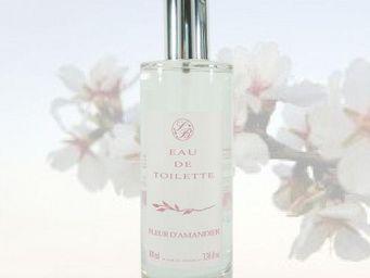 Savonnerie De Bormes - eau de toilette - fleur d'amandier - 100 ml - sav - Eau De Toilette