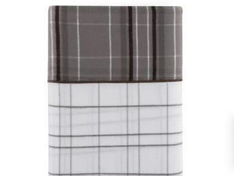 Essix home collection - drap plat bandit - Drap De Lit