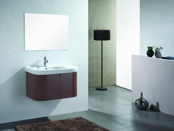 UsiRama.com - ensemble meuble salle de bain mode 80cm - Meuble De Salle De Bains