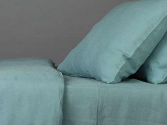 BLANC D'IVOIRE - julia celeste - Parure De Lit