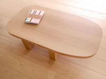 MALHERBE EDITION - geta - Table Basse Forme Originale