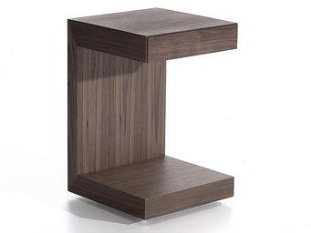 BELIANI - table de nuit et commode - Table De Chevet