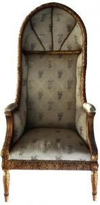Demeure et Jardin - fauteuil trône - Fauteuil