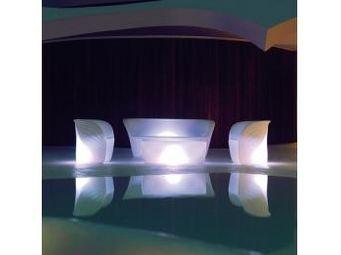 VONDOM - fauteuil vondom biophilia, lumineux - Fauteuil De Jardin