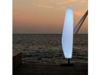 VONDOM - lampe design vondom blanca, led rgb - Lampadaire De Jardin