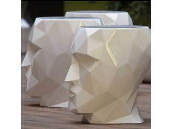 VONDOM - tabouret design vondom adan, laqué - Tabouret De Jardin