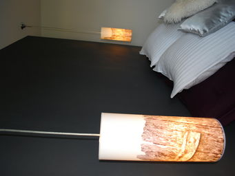 TOUCH OF LIGHT -  - Lampe De Chevet