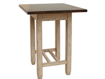 Interior's - table haute 'repas et d�tente' - Mange Debout