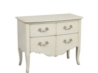 Interior's - commode blanc polaire - Commode