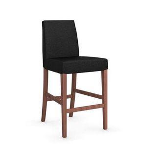Calligaris - chaise de bar latina de calligaris coloris gris an - Chaise Haute De Bar