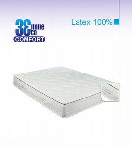 ECO CONFORT - matelas eco-confort 100% latex 7 zones 160 * 200 - Matelas En Latex
