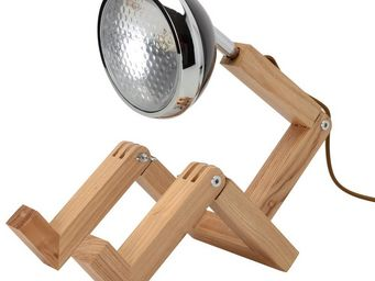 La Chaise Longue - lampe design mister woody - Lampe � Poser