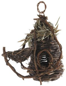 Aubry-Gaspard - nichoire oiseau - Maison D'oiseau