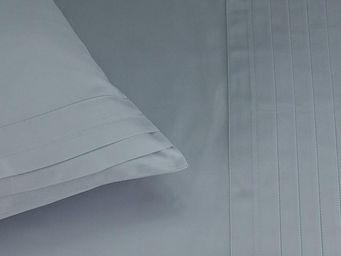 BAILET - parure pliss�s intemporels - Drap De Lit
