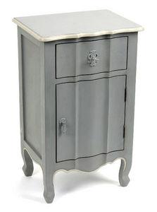 Amadeus - chevet 1 porte 1 tiroir new elegance - Table De Chevet