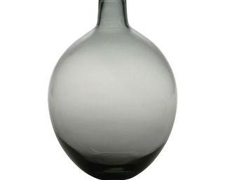 Interior's - vase gris pois & compagnie - Vase À Fleurs