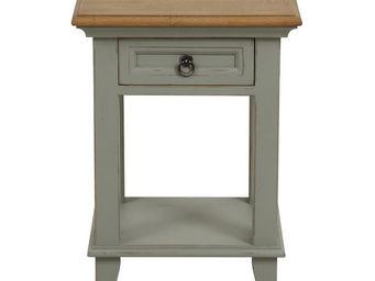 Interior's - chevet 1 tiroir - Table De Chevet