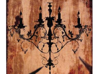 Interior's - tableau lustre - Tableau D�coratif
