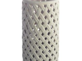 Interior's - lanterne en porcelaine pois & compagnie mm - Photophore