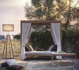 ITALY DREAM DESIGN - day bed - Lit D'extérieur