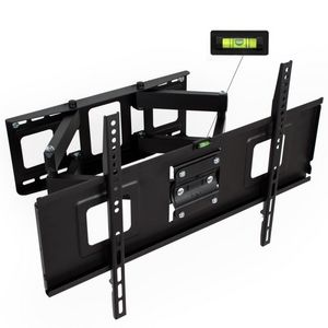 WHITE LABEL - support mural tv orientable max 65 - Support De Télévision