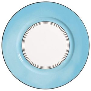 Raynaud - cristobal turquoise - Assiette Plate