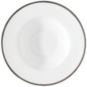 Raynaud - fontainebleau platine - Assiette Creuse