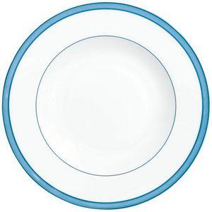 Raynaud - tropic bleu - Assiette Creuse