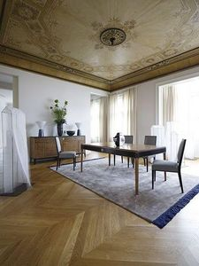 ROCHE BOBOIS - cladrige - Table De Repas Rectangulaire