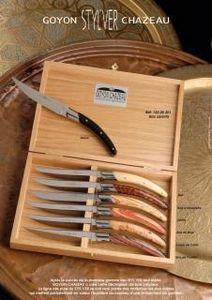 Goyon-Chazeau -  - Couteau À Steak