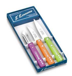 THERIAS & L'ECONOME -  - Couteau De Cuisine