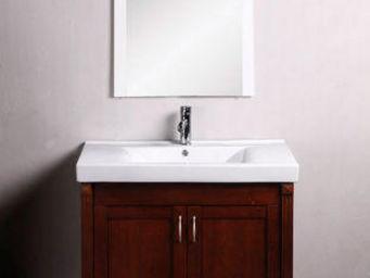 UsiRama.com - meuble salle de bain clasique clasimple 90cm - Meuble Vasque