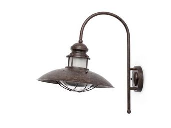 FARO - applique murale winch marron - Applique