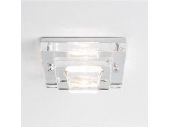 ASTRO LIGHTING - spot encastrable frascati carr� r�sistant au feu - Spot De Plafond Encastr�