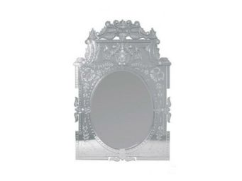 Kare Design - miroir romantico 183 x 122 - Miroir
