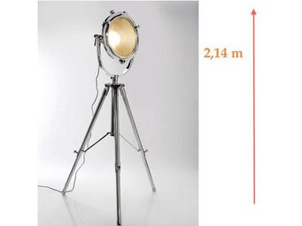 Kare Design - lampadaire deluxe studio - Lampadaire