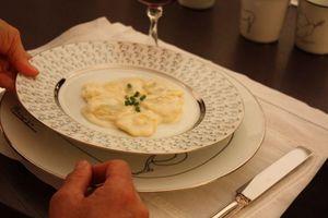 MARC DE LADOUCETTE PARIS -  - Assiette Plate