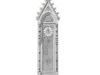 Corvasce Design - orologio da muro in cartone luigi xvi - Pendule Cartel